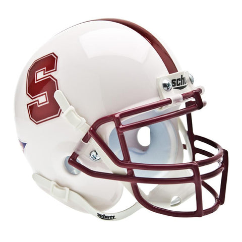 Stanford Cardinal NCAA Authentic Mini 1-4 Size Helmet