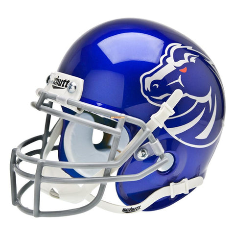 Boise State Broncos NCAA Authentic Mini 1-4 Size Helmet