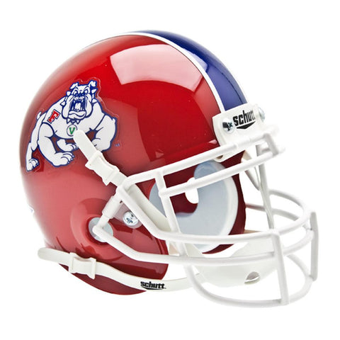 Fresno State Bulldogs NCAA Authentic Mini 1-4 Size Helmet