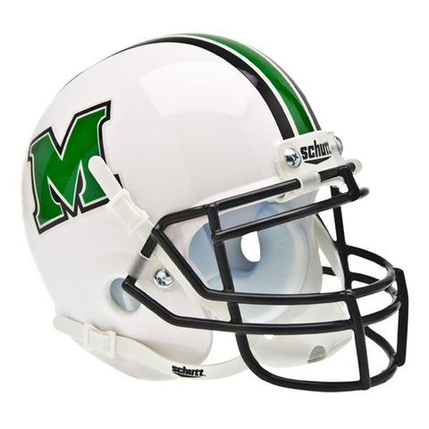 Marshall Thundering Herd NCAA Authentic Mini 1-4 Size Helmet