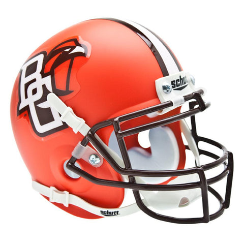 Bowling Green Falcons NCAA Authentic Mini 1-4 Size Helmet