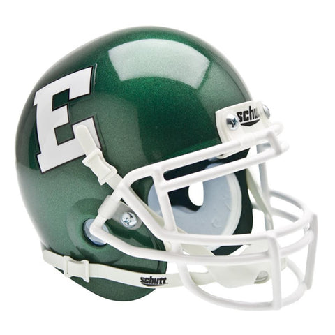 Eastern Michigan Eagles NCAA Authentic Mini 1-4 Size Helmet