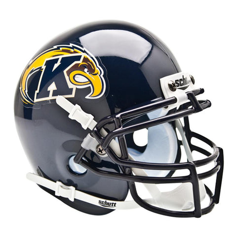 Kent Golden Flashes NCAA Authentic Mini 1-4 Size Helmet