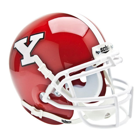 Youngstown State Penguins NCAA Authentic Mini 1-4 Size Helmet