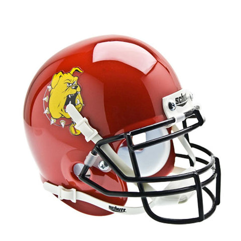 Ferris State Bulldogs NCAA Authentic Mini 1-4 Size Helmet