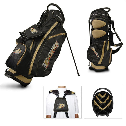 Anaheim Ducks NHL Stand Bag - 14 way (Fairway)