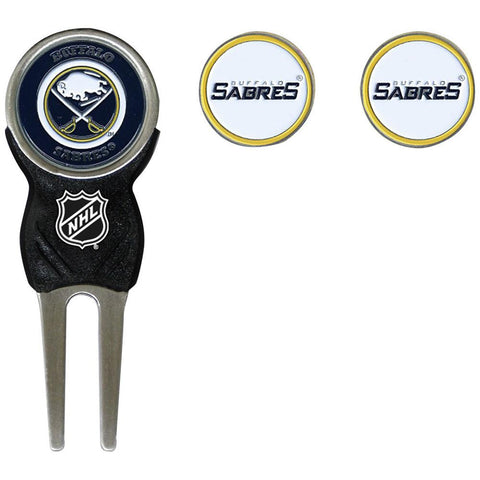 Buffalo Sabres NHL Divot Tool Pack w-Signature Tool