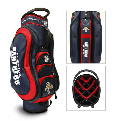 Florida Panthers NHL Cart Bag - 14 way Medalist