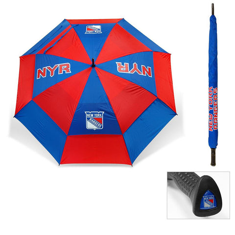 New York Rangers NHL 62 inch Double Canopy Umbrella