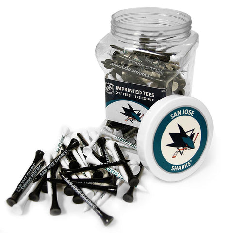 San Jose Sharks NHL 175 Tee Jar