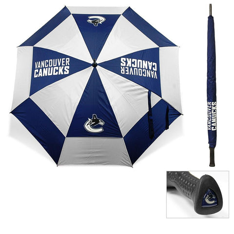 Vancouver Canucks NHL 62 inch Double Canopy Umbrella
