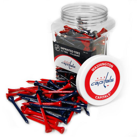 Washington Capitals NHL 175 Tee Jar