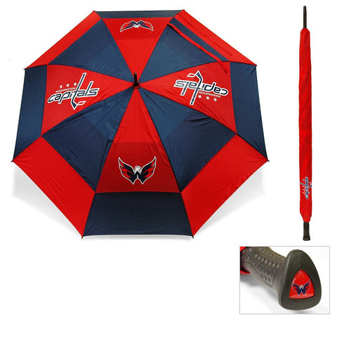 Washington Capitals NHL 62 inch Double Canopy Umbrella