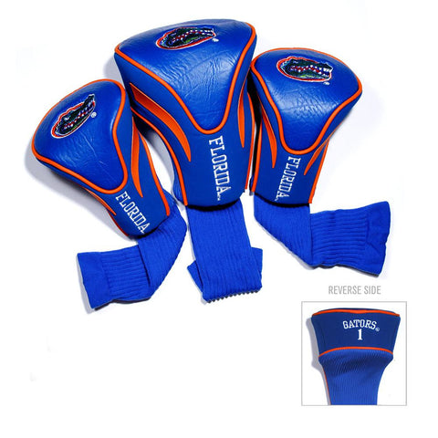 Florida Gators NCAA 3 Pack Contour Fit Headcover