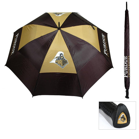 Purdue Boilermakers NCAA 62 inch Double Canopy Umbrella