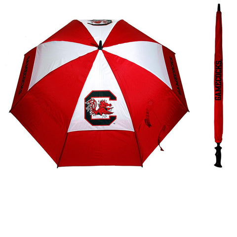 South Carolina Gamecocks NCAA 62 inch Double Canopy Umbrella