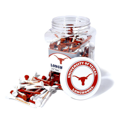 Texas Longhorns NCAA 175 Tee Jar