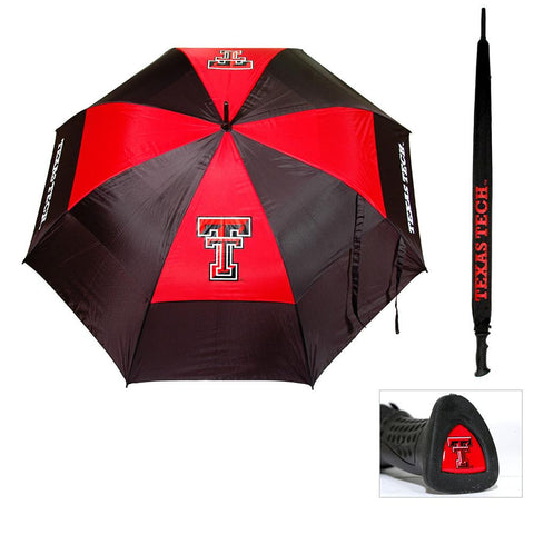 Texas Tech Red Raiders NCAA 62 inch Double Canopy Umbrella