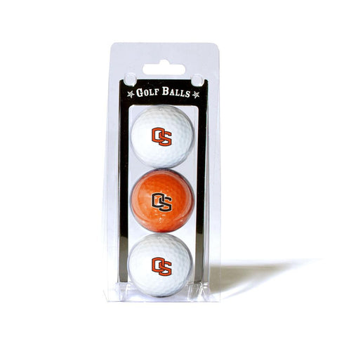 Oregon State Beavers NCAA 3 Ball Pack