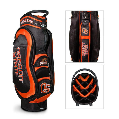 Oregon State Beavers NCAA Cart Bag - 14 way Medalist
