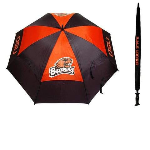 Oregon State Beavers NCAA 62 inch Double Canopy Umbrella
