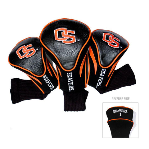 Oregon State Beavers NCAA 3 Pack Contour Fit Headcover