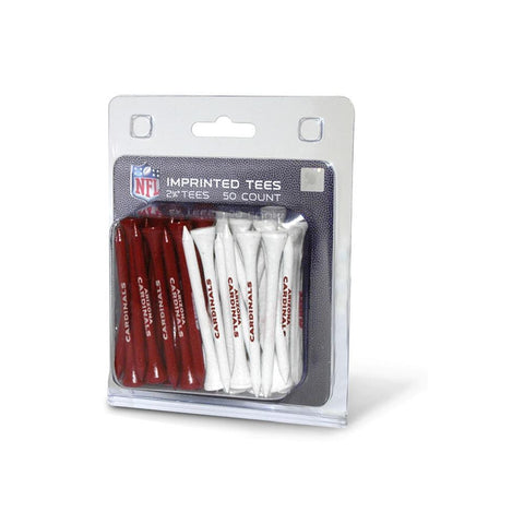 Arizona Cardinals NFL 50 imprinted tee pack