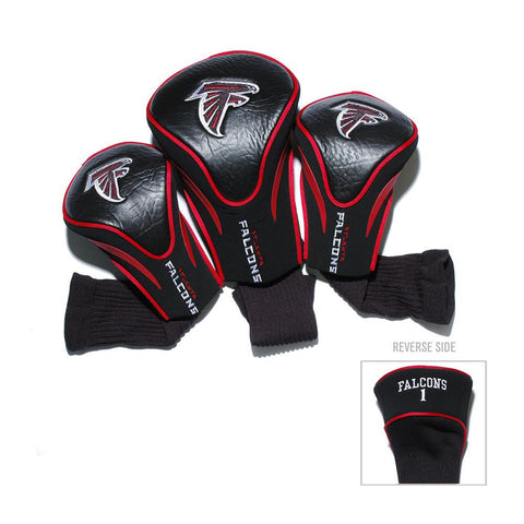 Atlanta Falcons NFL 3 Pack Contour Fit Headcover