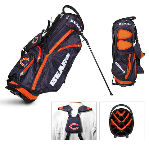 Chicago Bears NFL Stand Bag - 14 way Fairway