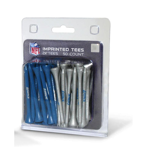 Detroit Lions NFL 50 imprinted tee pack