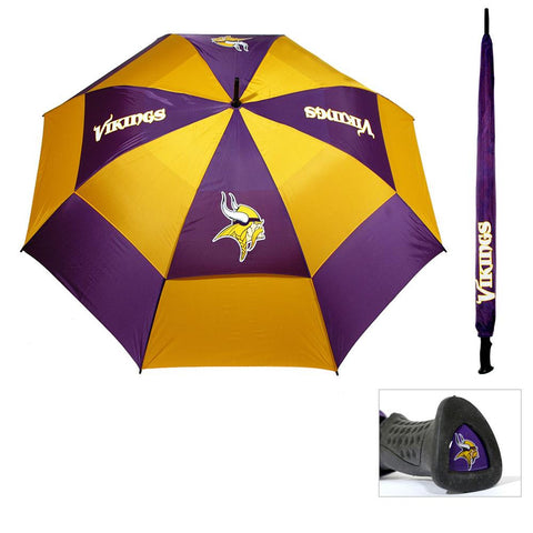 Minnesota Vikings NFL 62 double canopy umbrella