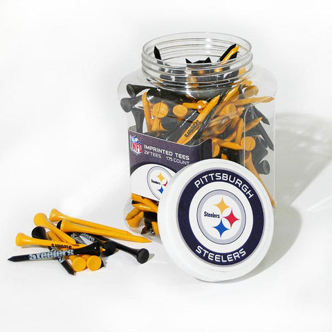 Pittsburgh Steelers NFL 175 Tee Jar