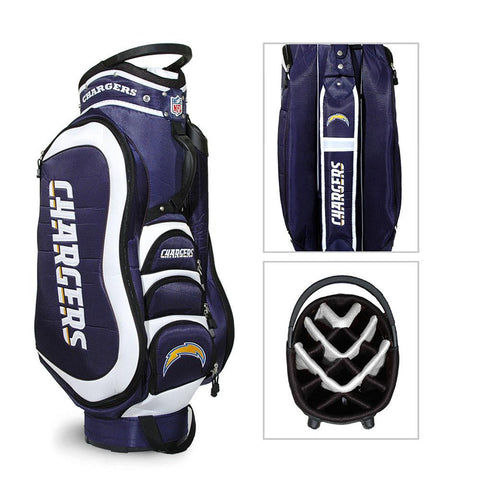 San Diego Chargers NFL Cart Bag - 14 way Medalist
