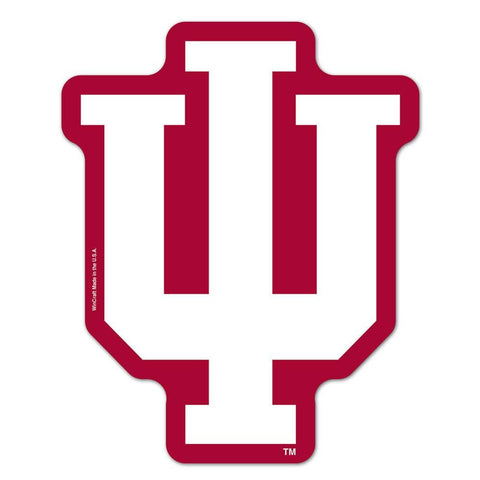 Indiana Hoosiers NCAA Automotive Grille Logo on the GOGO