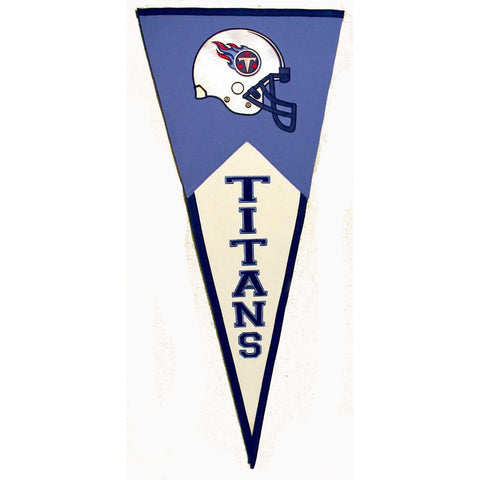 Tennessee Titans NFL Classic Pennant (17.5x40.5)