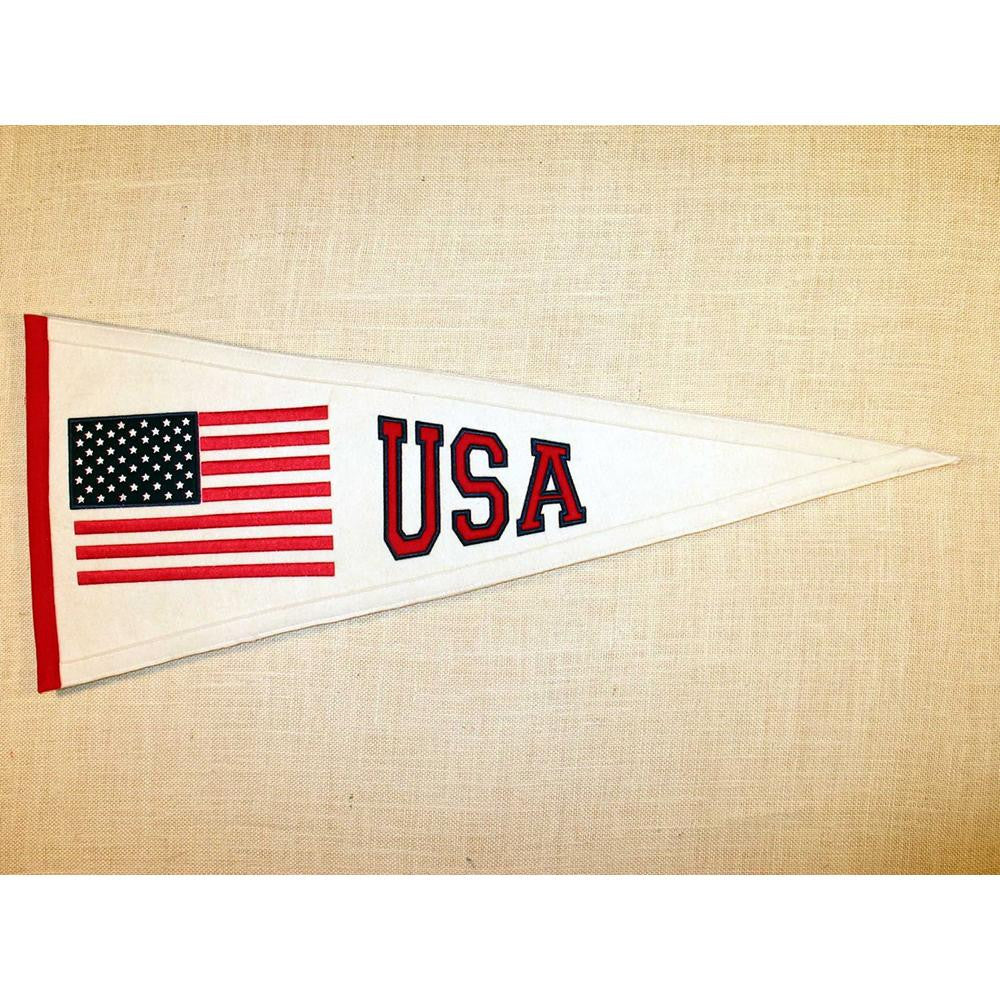 USA Pennant  Tradition Pennant (13x32) - 2