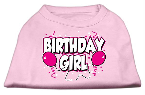 Birthday Girl Screen Print Shirts Light Pink Sm (10)