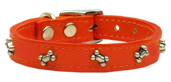 Bone Leather Orange 26