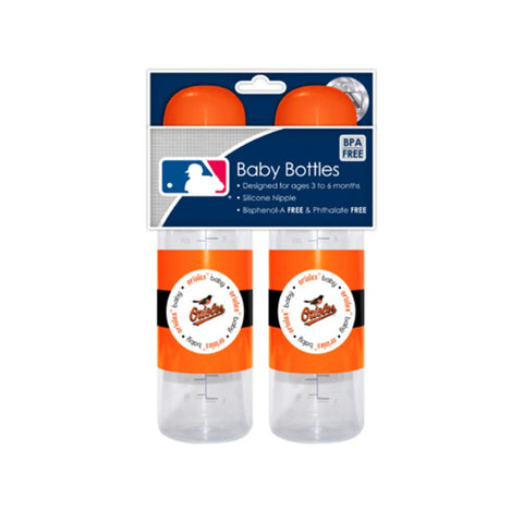 2 Pack of Bottles - Baltimore Orioles