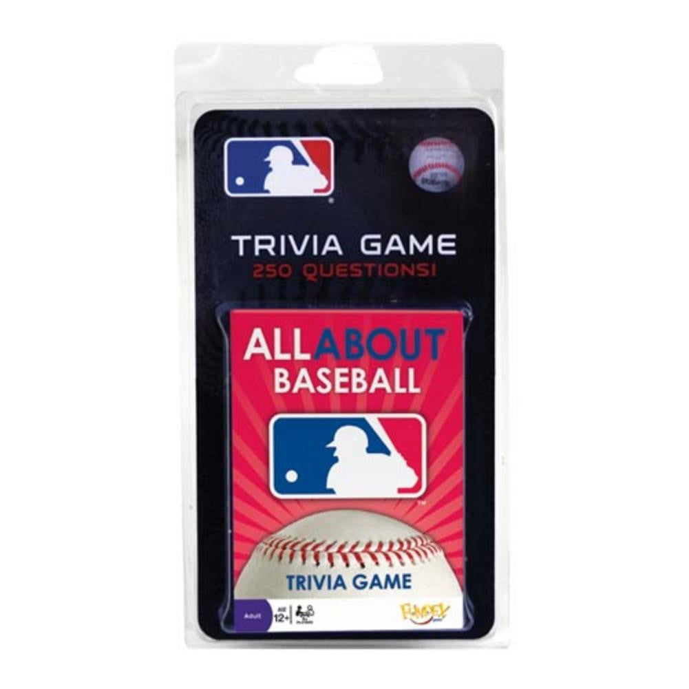 All About Trivia Card Game