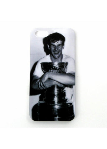 Bobby Orr Hugging Stanley Cup iPhone 5 Phone cover