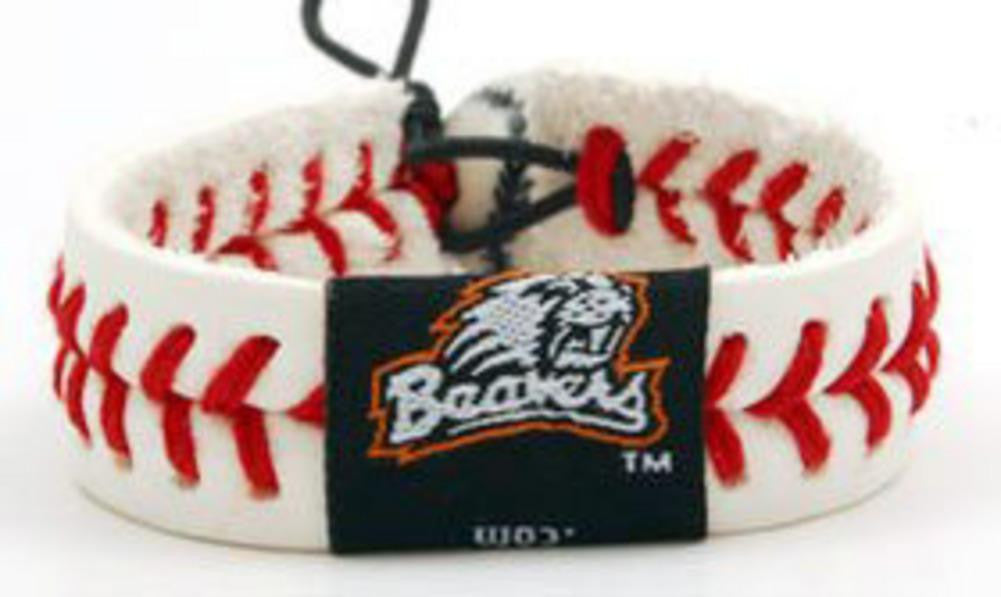 Oregon State Beavers Baseball Bracelet