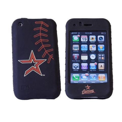 Cashmere Silicone Iphone Case - Houston Astros