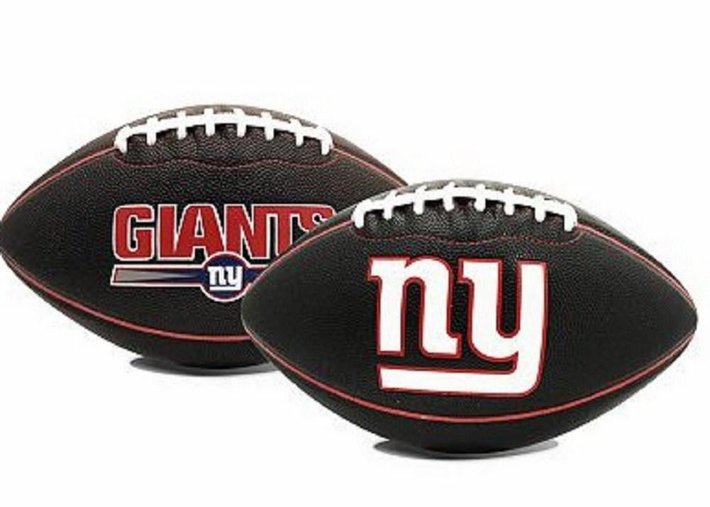 K2 New York Giants Full Size Football