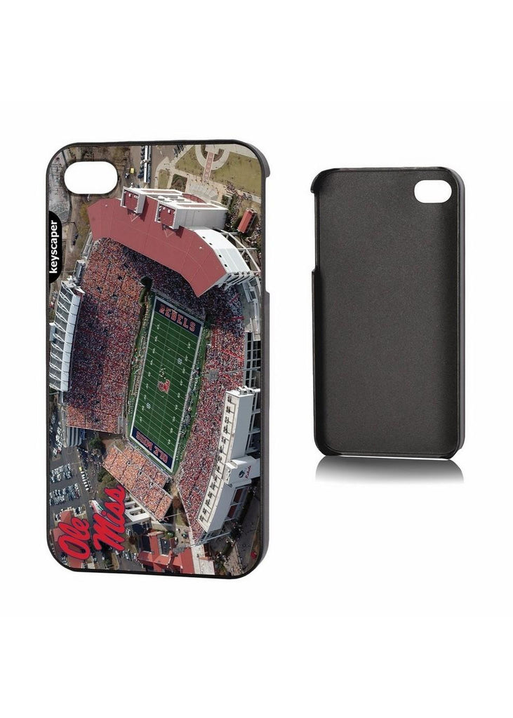 Ncaa Iphone 4 Case- StadiumOle Miss Rebels