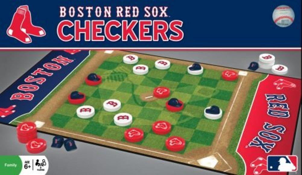 CHECKERS MLB BOS 41464