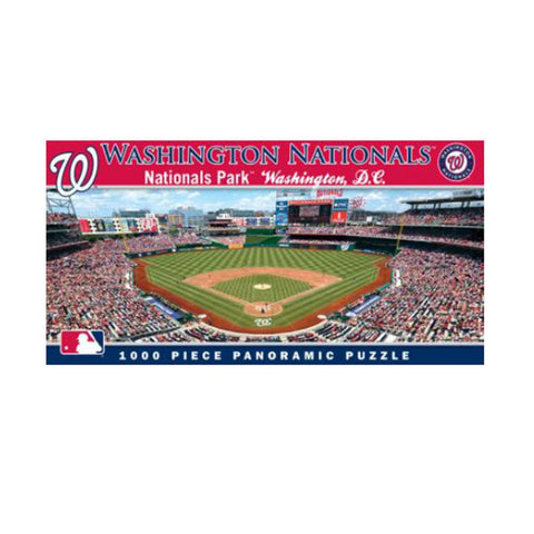 1000 Piece Ballpark Puzzle - Washington Nationals