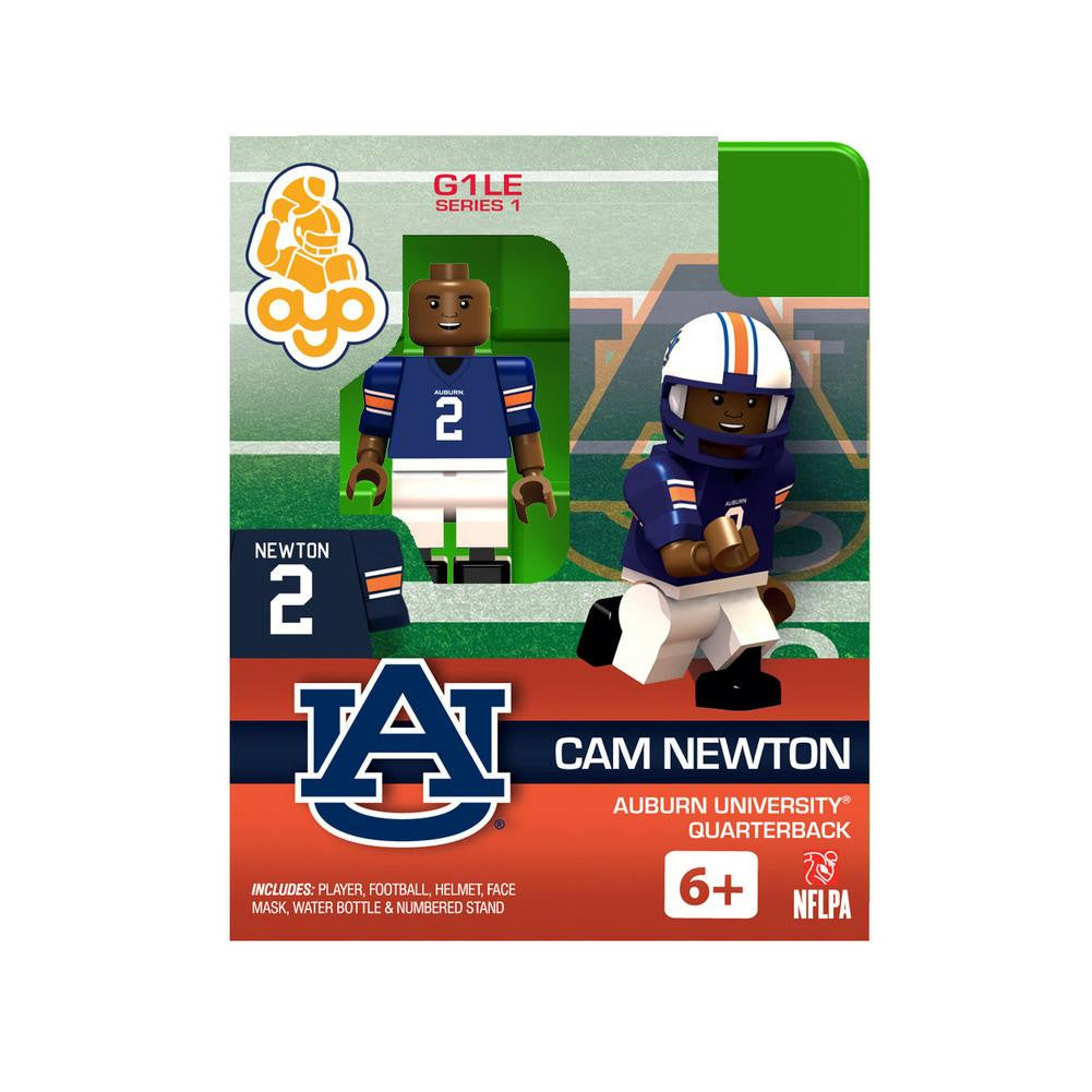 NCAA Auburn University Cam Newton OYO Figure