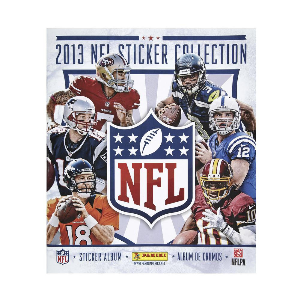 Panini NFL 2013 Sticker Book