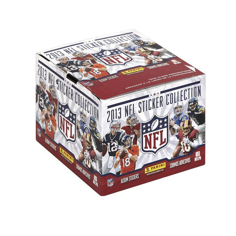 2013 Panini NFL Sticker (50ct)